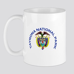 Tayrona National Park Mug