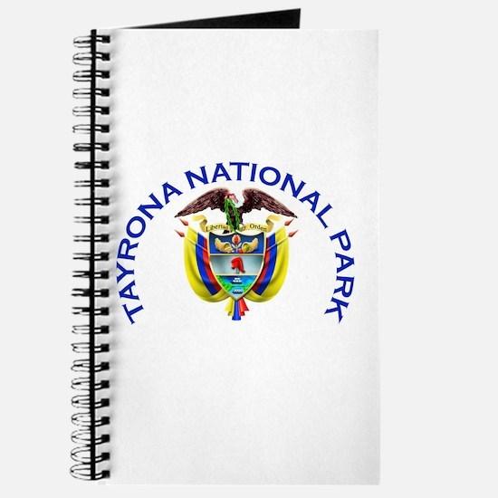 Tayrona National Park Journal