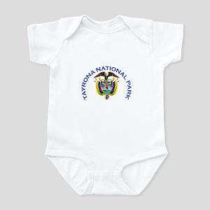 Tayrona National Park Infant Bodysuit
