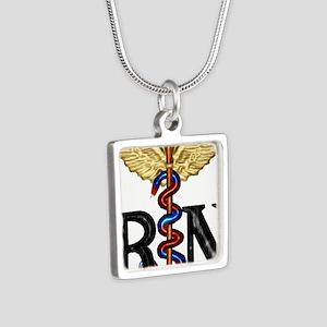 Caduceus_rn1 Necklaces