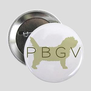 PBGV Dog Sage Button