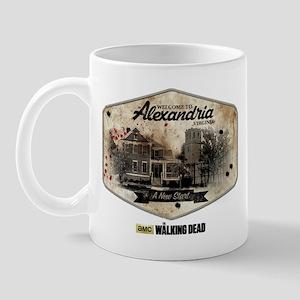 Twd Alexandria Mug Mugs