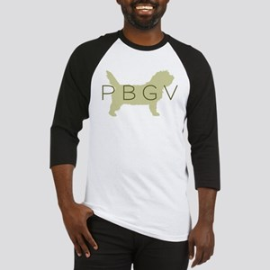 PBGV Dog Sage Baseball Jersey