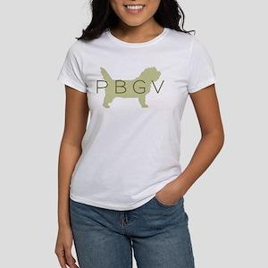 PBGV Dog Sage Women's T-Shirt