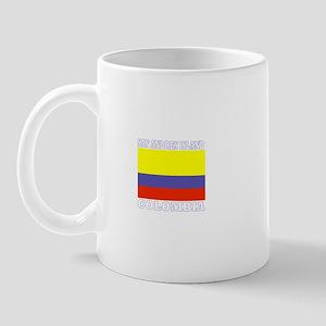 San Andres Island, Colombia Mug