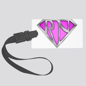 spr_rn3_pnk Large Luggage Tag