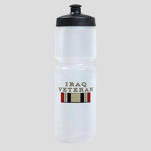 iraqmnf_3 Sports Bottle