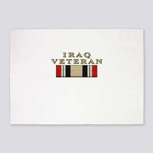 iraqmnf_3 5'x7'Area Rug