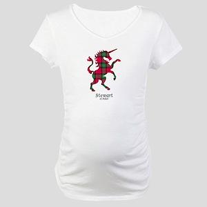 Unicorn-StewartAthol Maternity T-Shirt