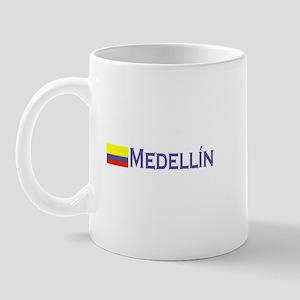 Medellin, Colombia Mug
