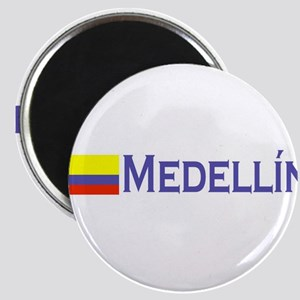 Medellin, Colombia Magnet