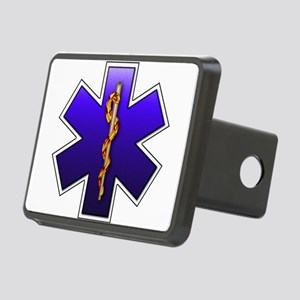 star_of_life Rectangular Hitch Cover