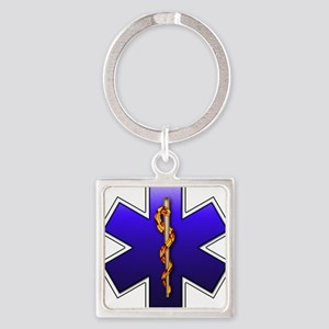 Star of Life(EMS) Keychains