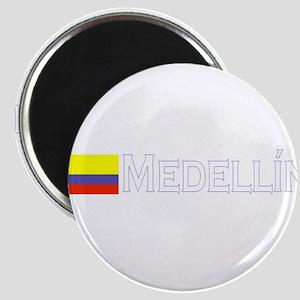 Medellin, Colombia Magnet