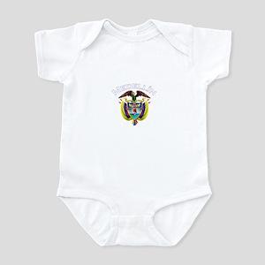 Medellin, Colombia Infant Bodysuit
