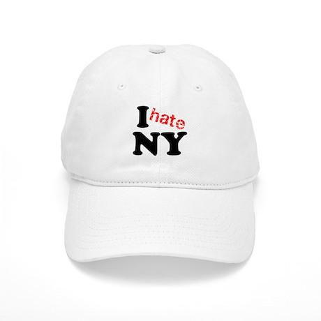 I hate NY Cap
