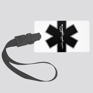 emt_bw Large Luggage Tag