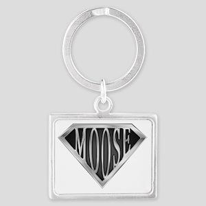 spr_moose_chrm Keychains