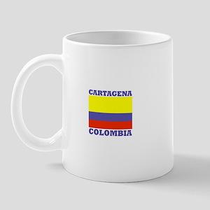 Cartagena, Colombia Mug
