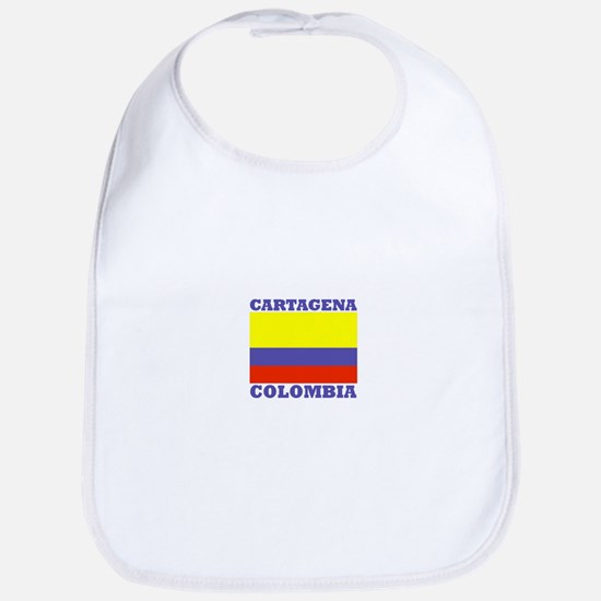 Cartagena, Colombia Bib
