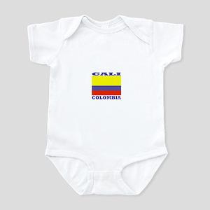 Cali, Colombia Infant Bodysuit