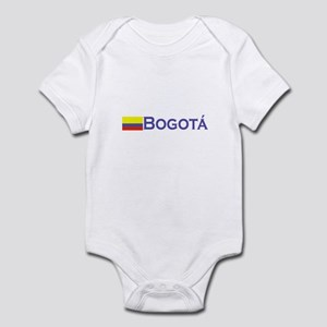 Bogota, Colombia Infant Bodysuit
