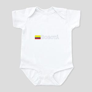 Bogata, Colombia Infant Bodysuit