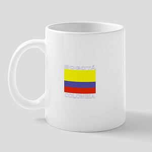 Bogata, Colombia Mug
