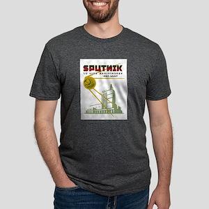 SPUTNIK 2 Ash Grey T-Shirt