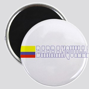 Barranquilla, Colombia Magnet