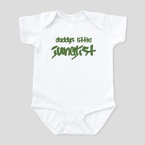 Daddy's Little Junglist Infant Bodysuit