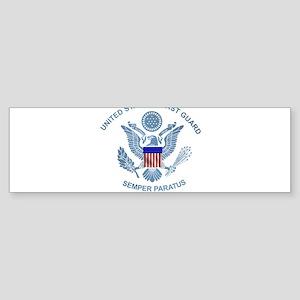 uscg_flg_d2 Bumper Sticker