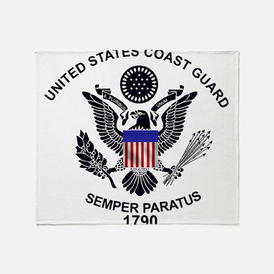 uscg_flg_w.png Throw Blanket
