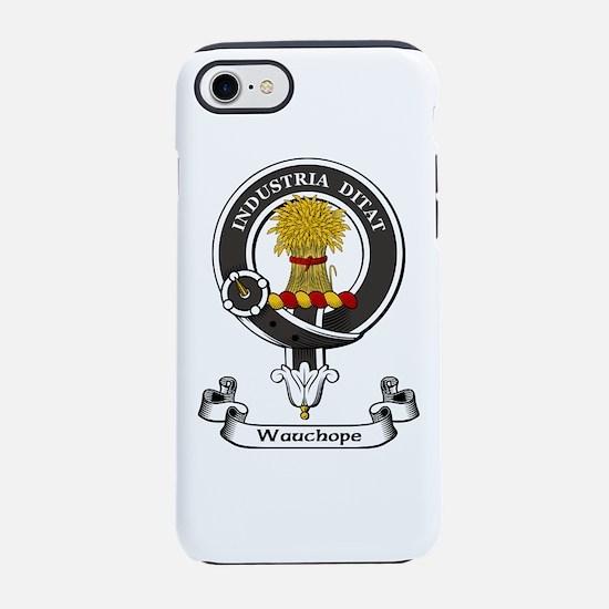 Badge-Wauchope iPhone 8/7 Tough Case