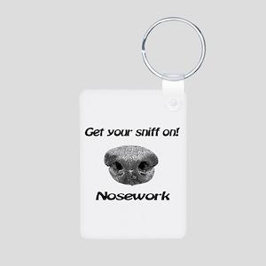nosework Keychains