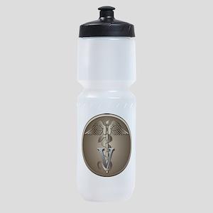vet_gp Sports Bottle