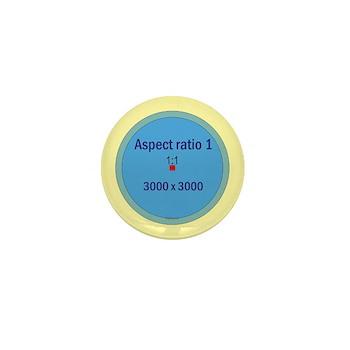 Button Image Mini Button