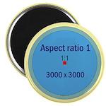 Button Image Magnet