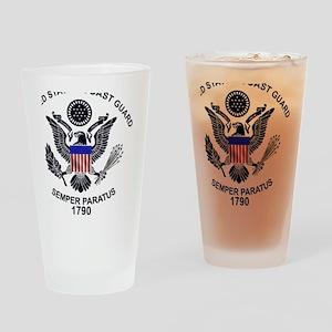 uscg_flg_d1 Drinking Glass