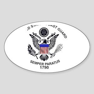 uscg_flg_d1 Sticker