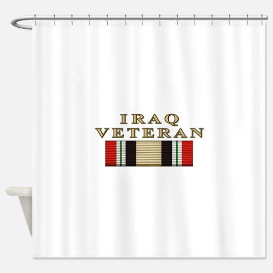 iraqmnf_3a.png Shower Curtain