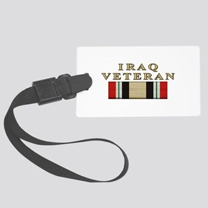 iraqmnf_3a Large Luggage Tag