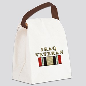 iraqmnf_3a Canvas Lunch Bag