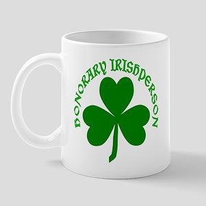 Honorary Irishperson Mug