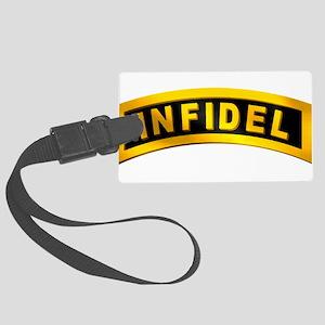 infifel_rtab Large Luggage Tag