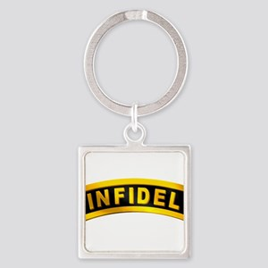 Infidel Tab Keychains