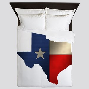 State of Texas1 Queen Duvet