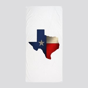 State of Texas1 Beach Towel