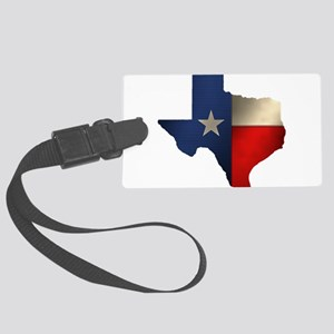 State of Texas1 Large Luggage Tag