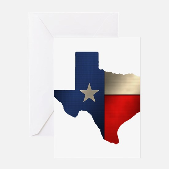 State of Texas1 Greeting Cards